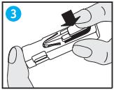 Badanie na prostatę - nakłucie palca